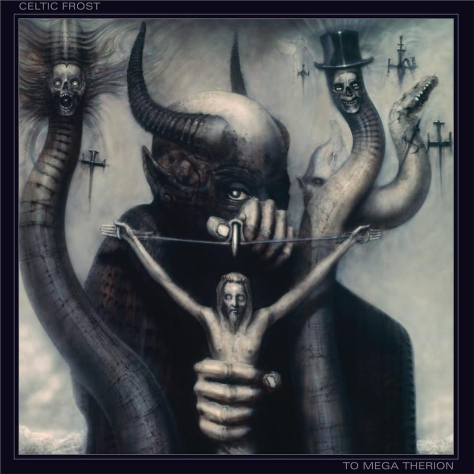 To Mega Therion (2019 Reissue, Digipack) by Celtic Frost - CeDe.com