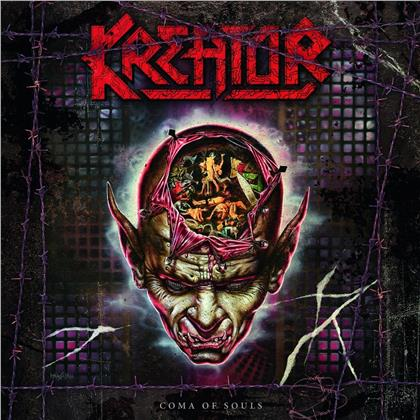Kreator - Coma Of Souls (2019 Reissue, Remastered, 2 CDs)