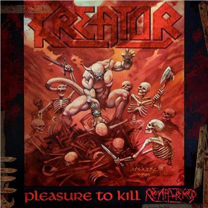Kreator - Pleasure To Kill (2019 Reissue, Remastered)