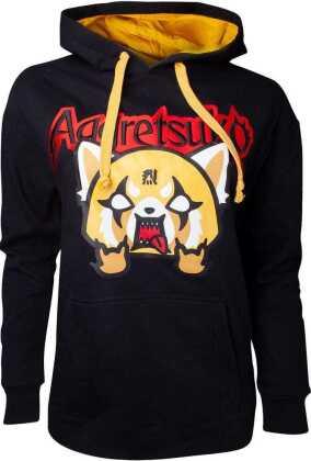 Aggretsuko - Aggretsuko Embroidered Women's Sweater