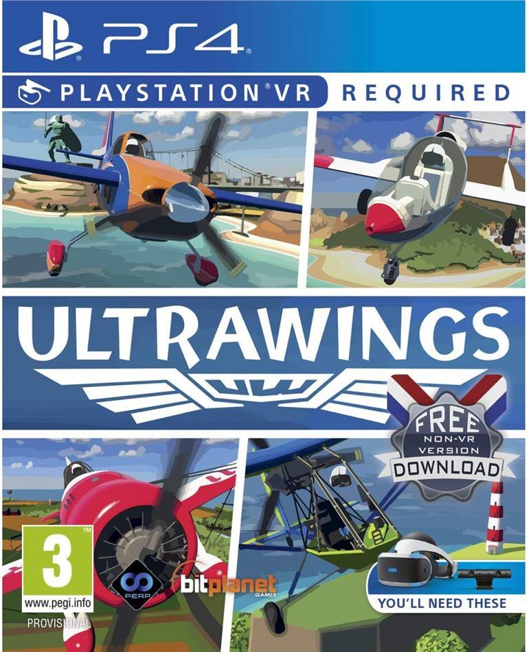 Ultra Wings VR