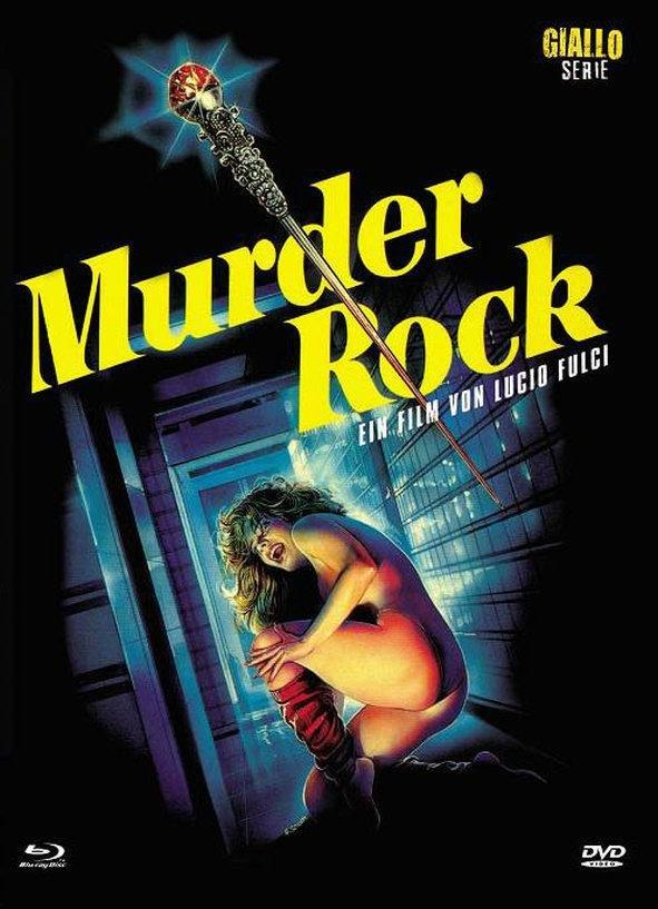 Murder Rock (1984) (Cover A, Limited Edition, Mediabook, Blu-ray + DVD)