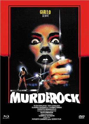 Murder Rock (1984) (Cover C, Limited Edition, Mediabook, Blu-ray + DVD)