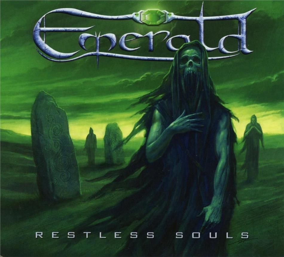 Emerald - Restless Souls (Digipack)