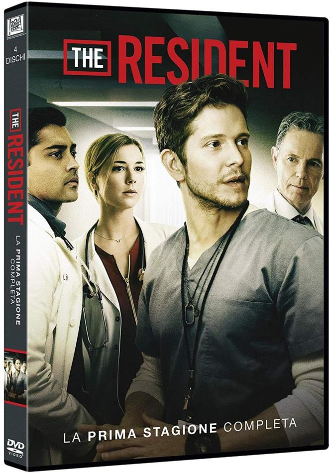 The Resident - Stagione 1 (4 DVD)