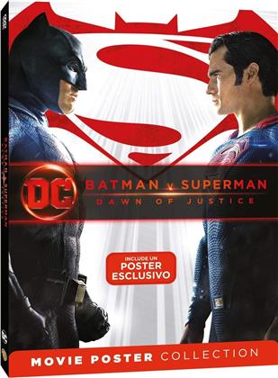 Batman v Superman - Dawn of Justice (2016) (Movie Poster Collection)