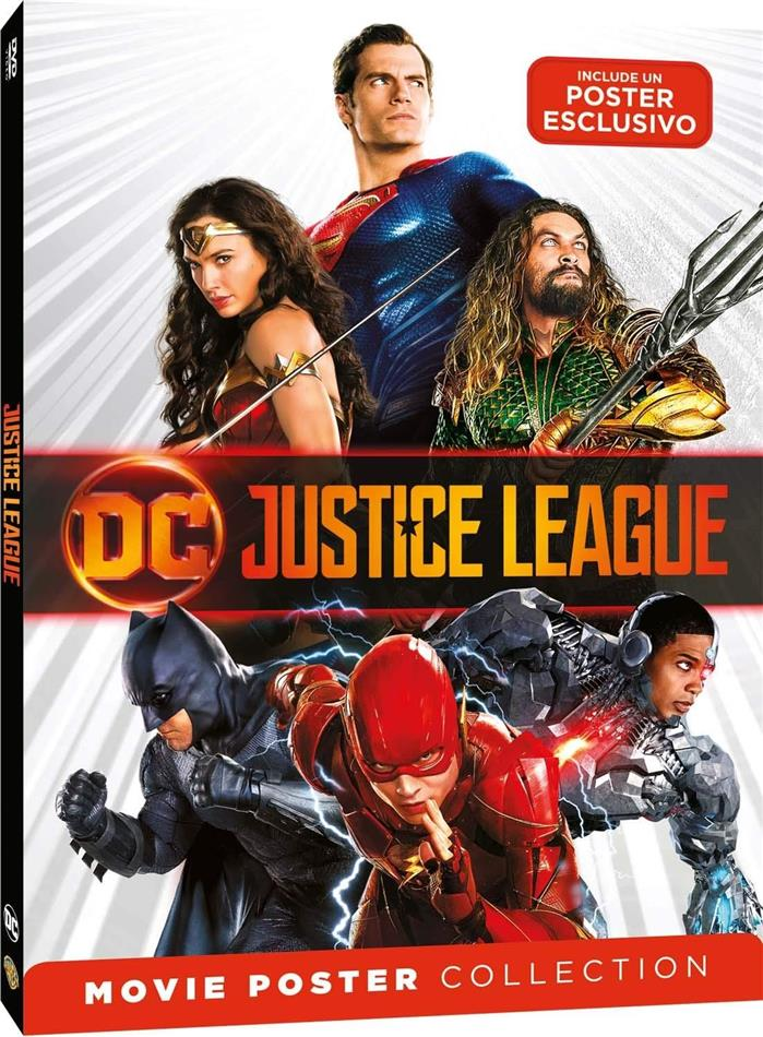 Justice League (2017) (Movie Poster Collection)