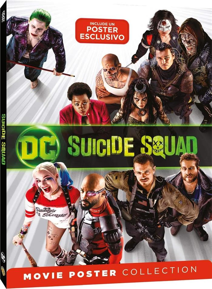 Suicide Squad (2016) (Movie Poster Collection)