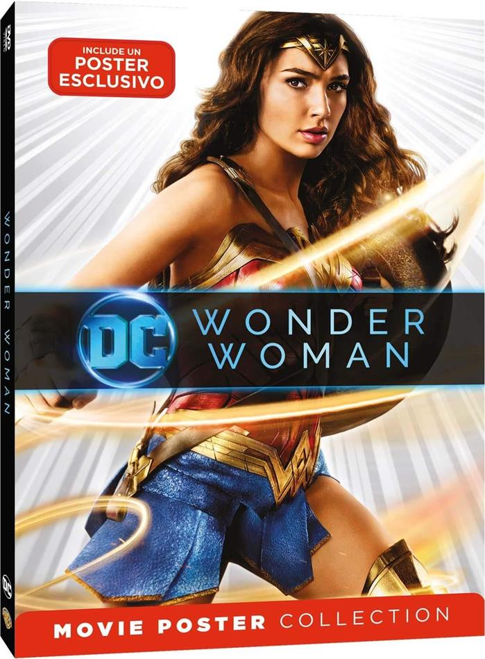 Wonder Woman (2017) (Movie Poster Collection)