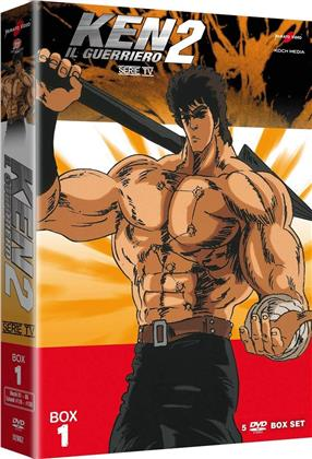Ken il Guerriero - Serie 2 Box 1 (5 DVD)