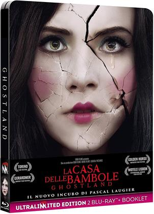 La casa delle bambole - Ghostland (2018) (UltraLimited Edition, Steelbook, 2 Blu-ray)