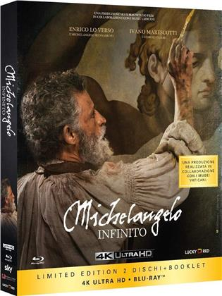 Michelangelo - Infinito (2018) (Limited Edition, 4K Ultra HD + Blu-ray)