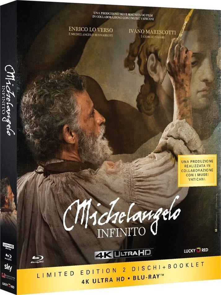 Michelangelo - Infinito (2018) (Limited Edition, 4K Ultra HD + Blu-ray)