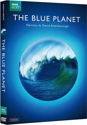The Blue Planet (2001) (BBC Earth, Special Edition, 3 DVDs)