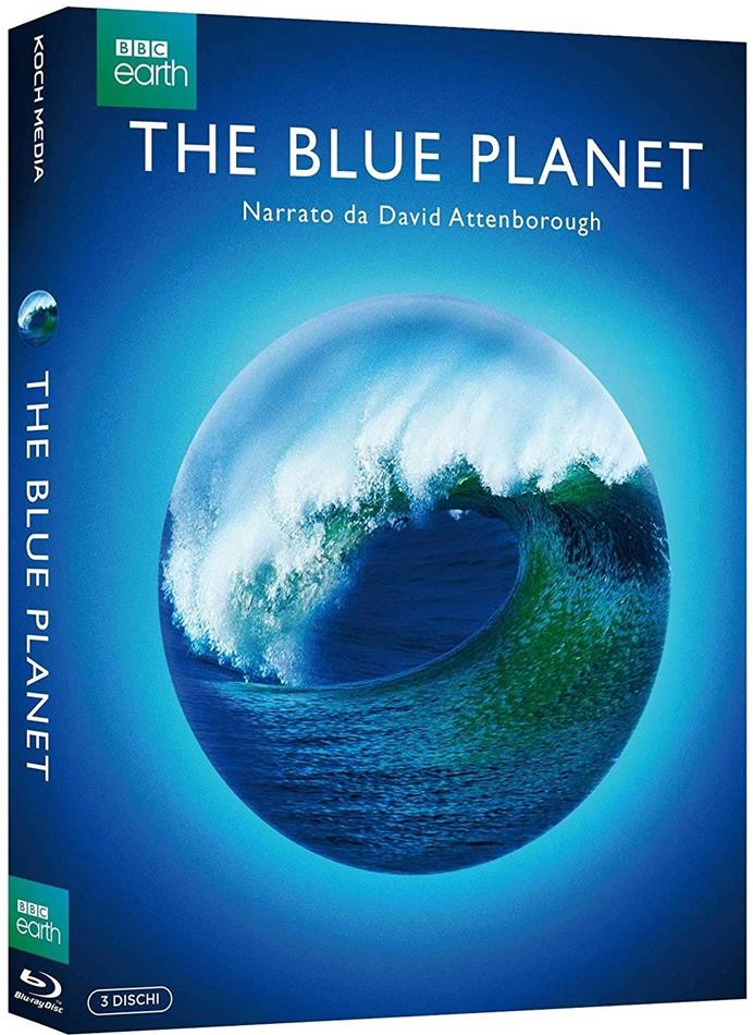 The Blue Planet (2001) (BBC Earth, Special Edition, 3 Blu-rays)