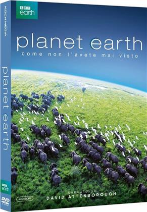 Planet Earth (2006) (BBC Earth, Edizione Speciale, 4 DVD)
