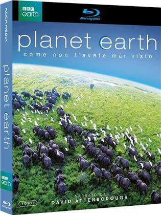 Planet Earth (2006) (4 Blu-rays)
