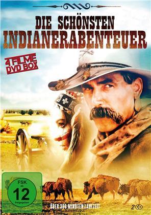 Die schönsten Indianerabenteuer (2 DVDs)