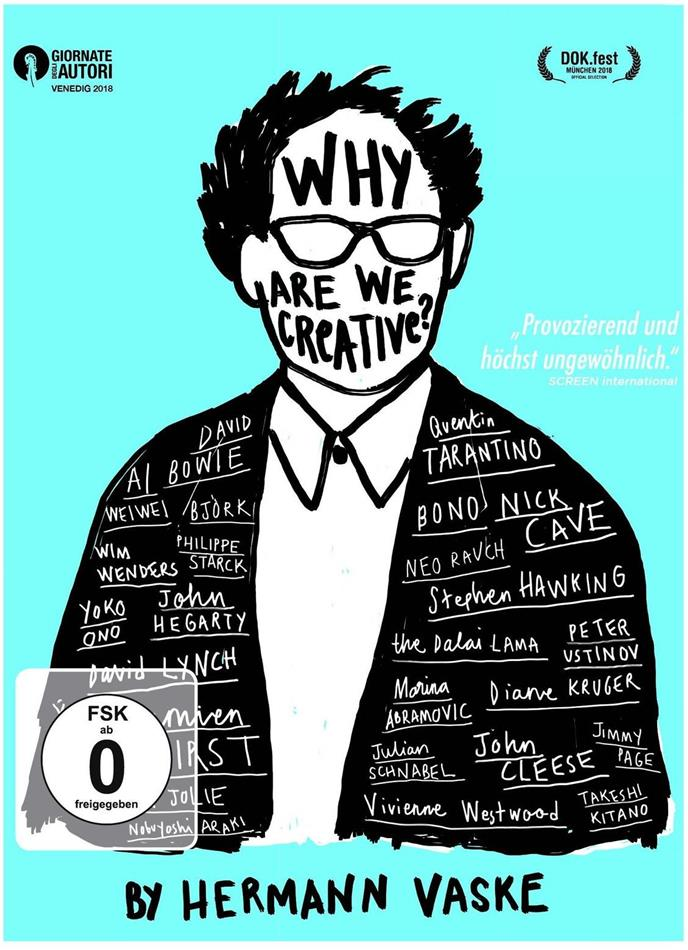 Why Are We Creative? (2018) (Digibook)