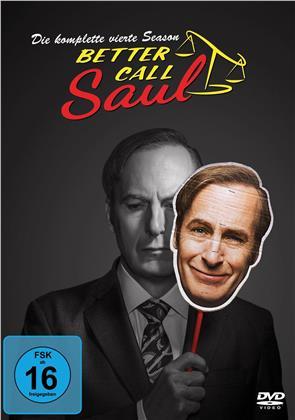 Better Call Saul - Staffel 4 (3 DVDs)