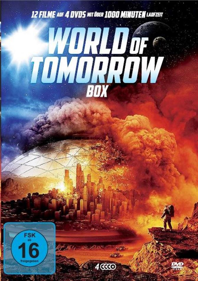 World of Tomorrow Box (4 DVDs)
