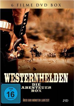 Westernhelden - Die Abenteuer Box (2 DVDs)