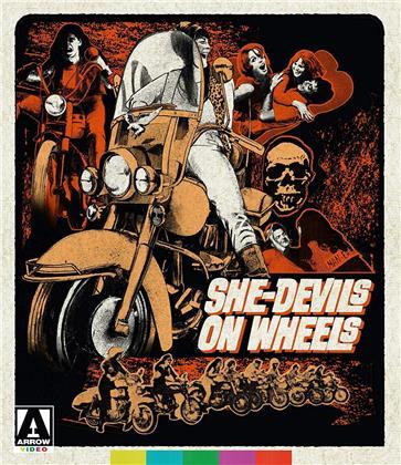 She-Devils On Wheels (1968)