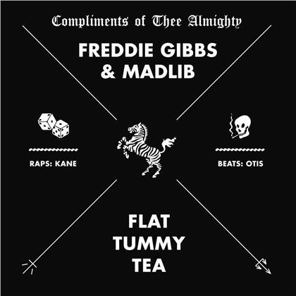 "Freddie Gibbs & Madlib - Flat Tummy Tea (12"" Maxi)"
