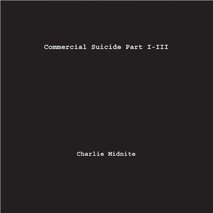 Charlie Midnite - Commercial Suicide Part I - III (3 CDs)