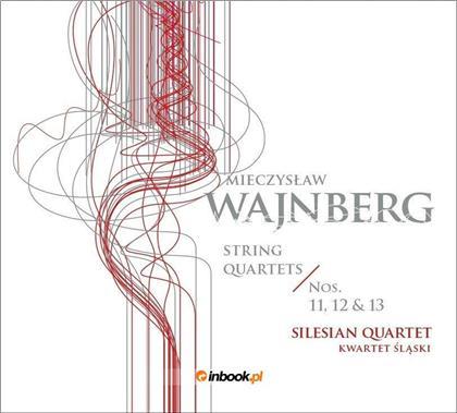 Silesian Quartet & Mieczyslaw Weinberg (1919-1996) - String Quartets 11-13
