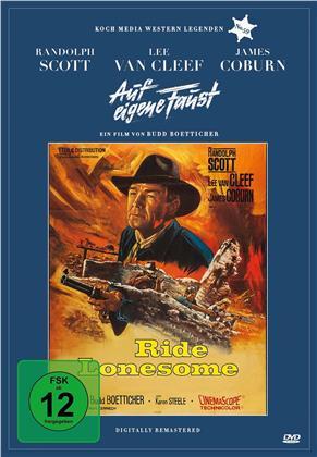 Auf eigene Faust (1959) (Western Legenden, Digibook)