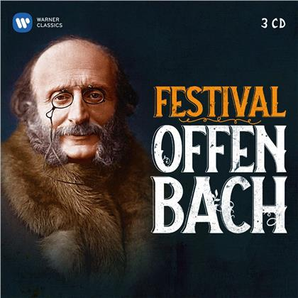 Jacques Offenbach (1819-1880) - Festival Offenbach - Best Of (3 CDs)