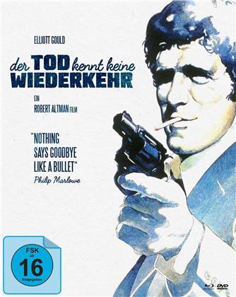 Der Tod kennt keine Wiederkehr (1973) (Mediabook, Blu-ray + 2 DVDs)