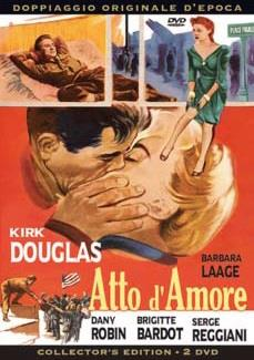 Atto d'amore (1953) (Doppiaggio Originale D'epoca, s/w, Collector's Edition, 2 DVDs)