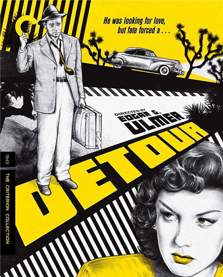 Detour (1945) (n/b, Criterion Collection)