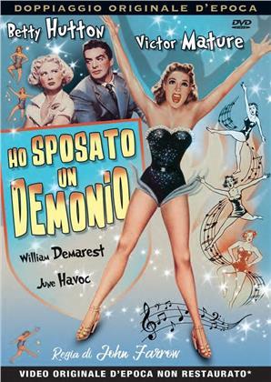 Ho sposato un demonio (1949) (Doppiaggio Originale D'epoca, s/w)