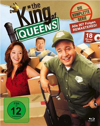 The King of Queens - Die komplette Serie (King Box, 18 Blu-rays)