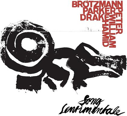 Brotzmann, Parker & Drake - Song Sentimentale (2019 Reissue, LP)