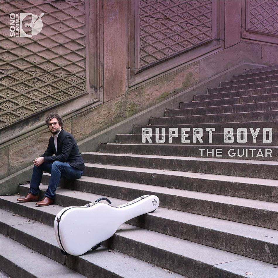 Rupert Boyd - Guitar