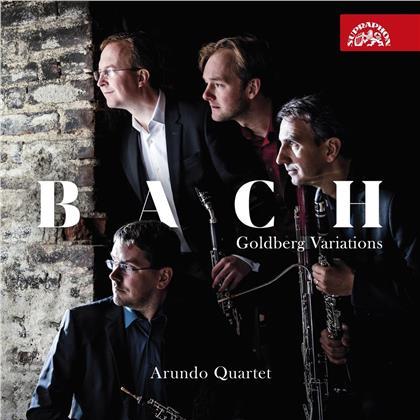 Arundo Quartet & Johann Sebastian Bach (1685-1750) - Goldberg Variations