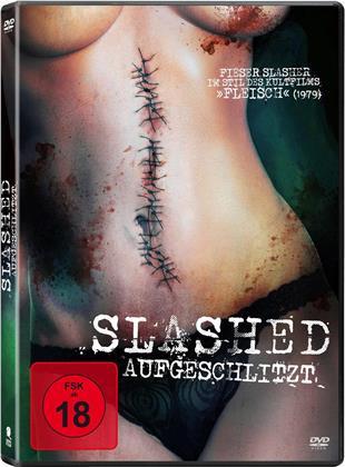 Slashed - Aufgeschlitzt (2016)