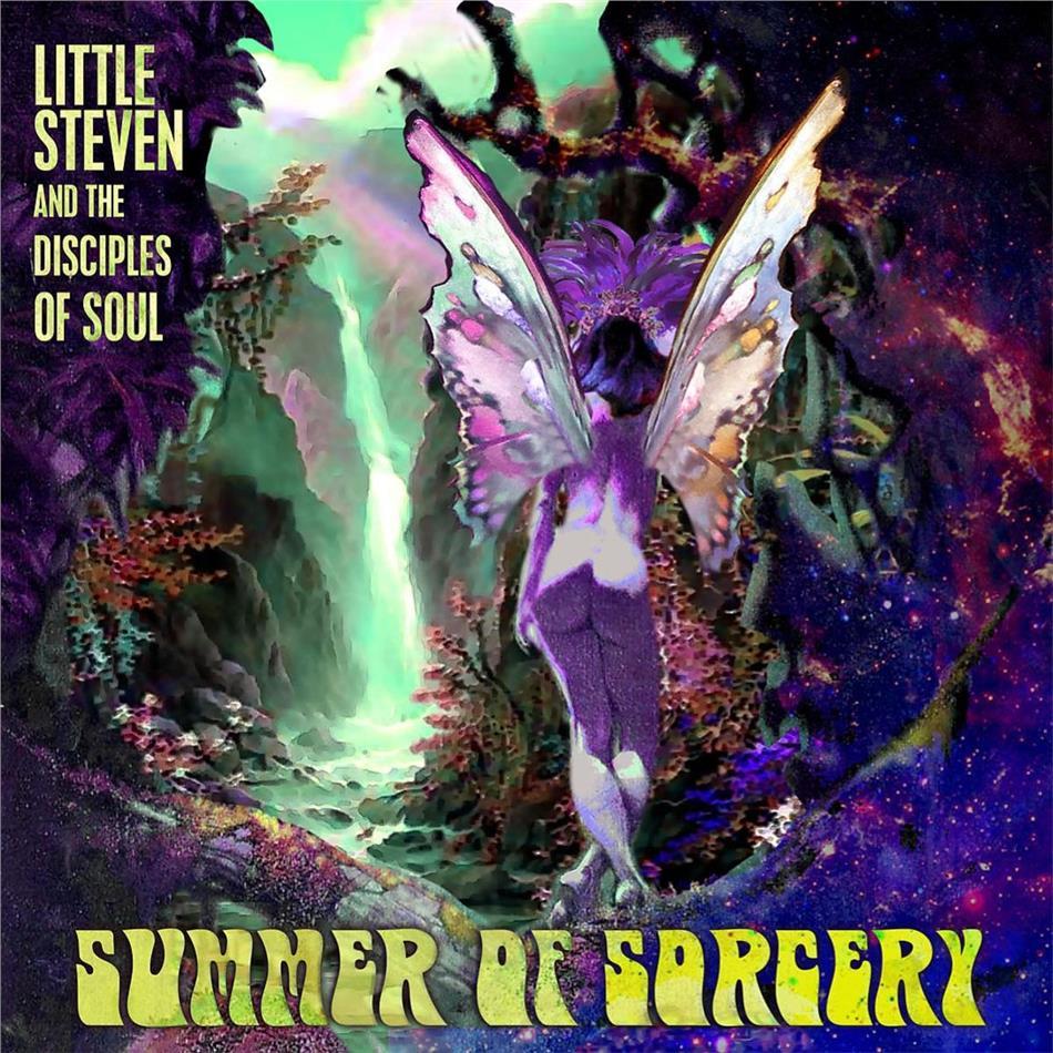 Little Steven - Summer Of Sorcery