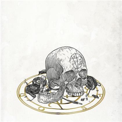 Ghost (B.C.) - Skull 2019 (Transparent Green Vinyl, LP)
