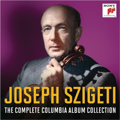 Joseph Szigeti - Complete Columbia Album Collection (17 CDs)