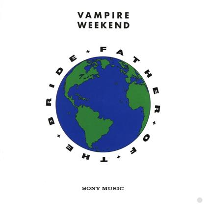 Vampire Weekend - Father Of The Bride (O-Card)