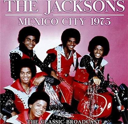 The Jacksons - Mexico City 1975 (2 LPs)