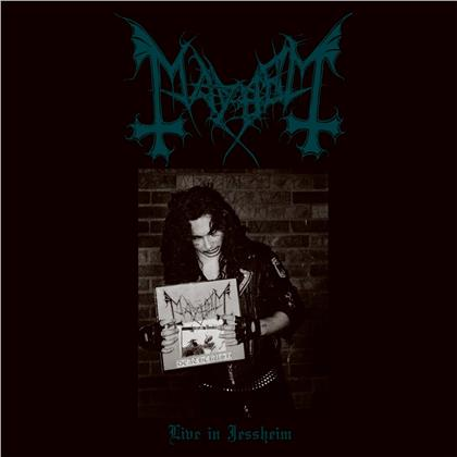 Mayhem - Live In Jessheim (2019 Reissue)