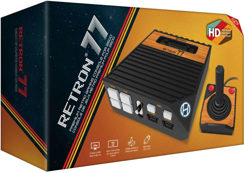 Hyperkin Retron 77 - Hd Gaming Console For 2600