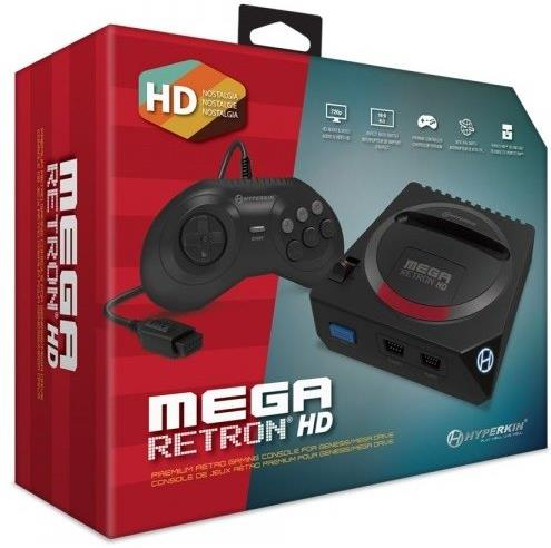 Hyperkin Megaretron Hd Gaming Console For Genesis