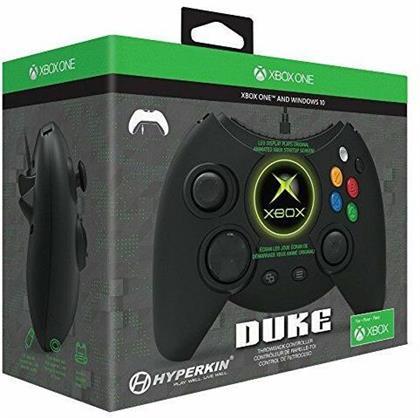 XBOX-One Controller DUKE Wired schwarz